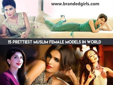 15-Prettiest-Muslim-Female-Models-in-World Top 15 Prettiest Female Models of Pakistan This Year