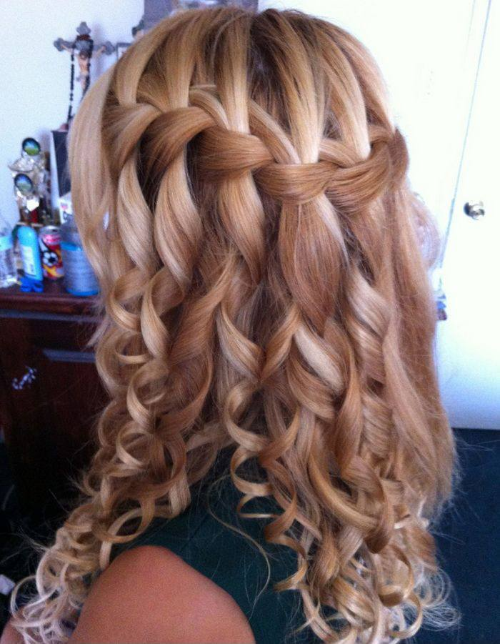 16-The-Curliest-Hairdo-to-Date-for-Round-faced-Goddesses-2 Hairstyles For Round Face-36 Cute Hairstyles for This Year