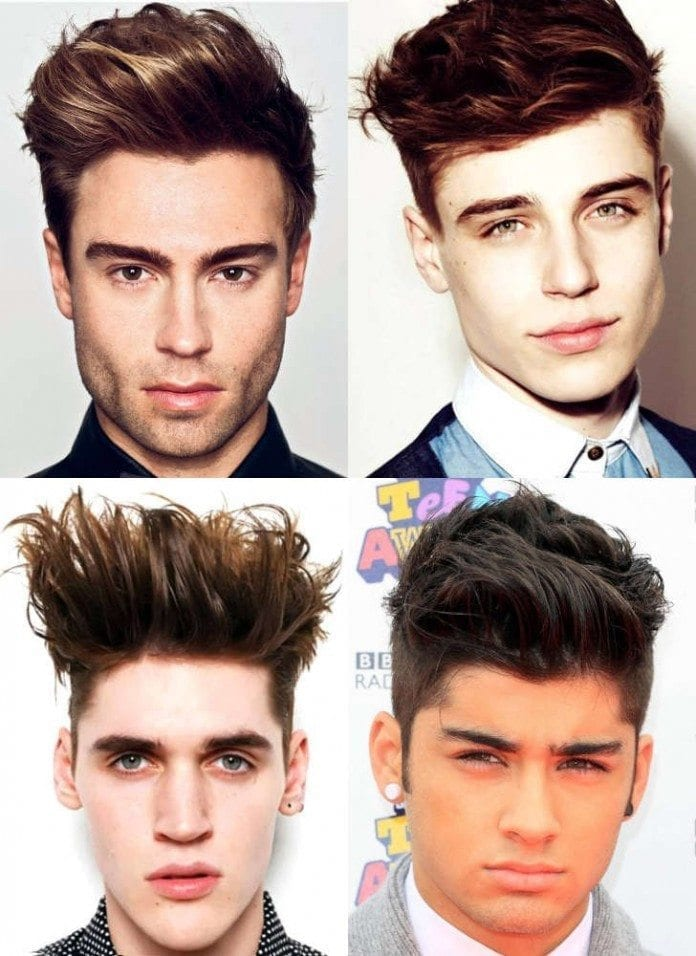 19-The-Blowout 48 New Hairstyles for Skinny Boys Trending These Days