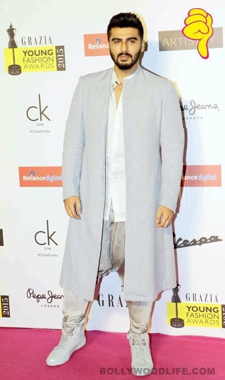 29-An-Unusual-Cultural-Outfit Arjun Kapoor Outfits-30 Best Dressing Styles of Arjun Kapoor to Copy