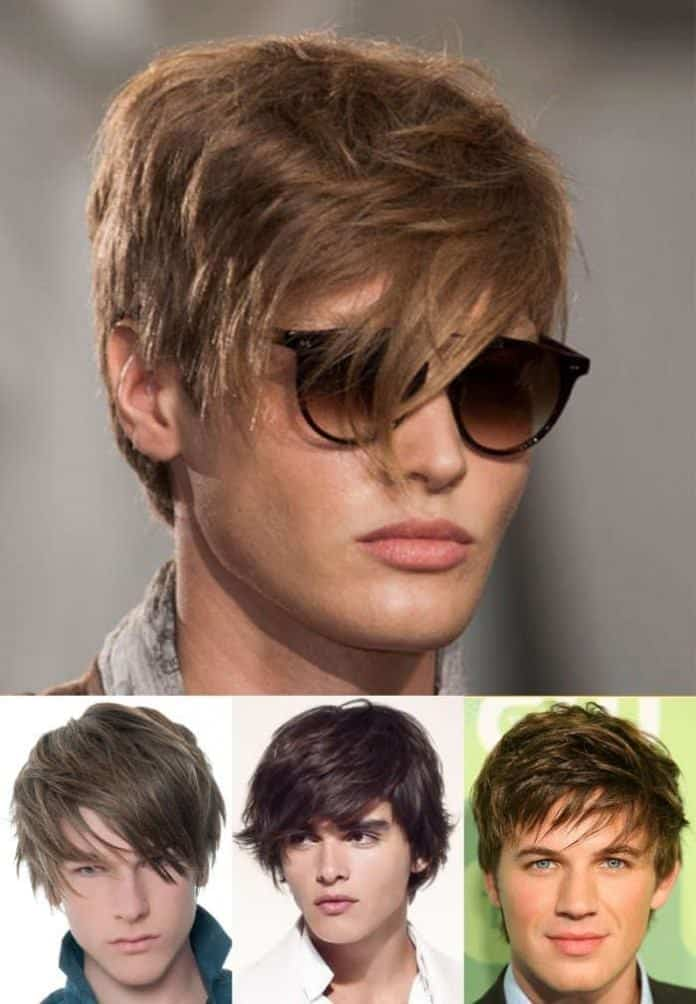 30-The-Messy-Fringe-Haircut 48 New Hairstyles for Skinny Boys Trending These Days