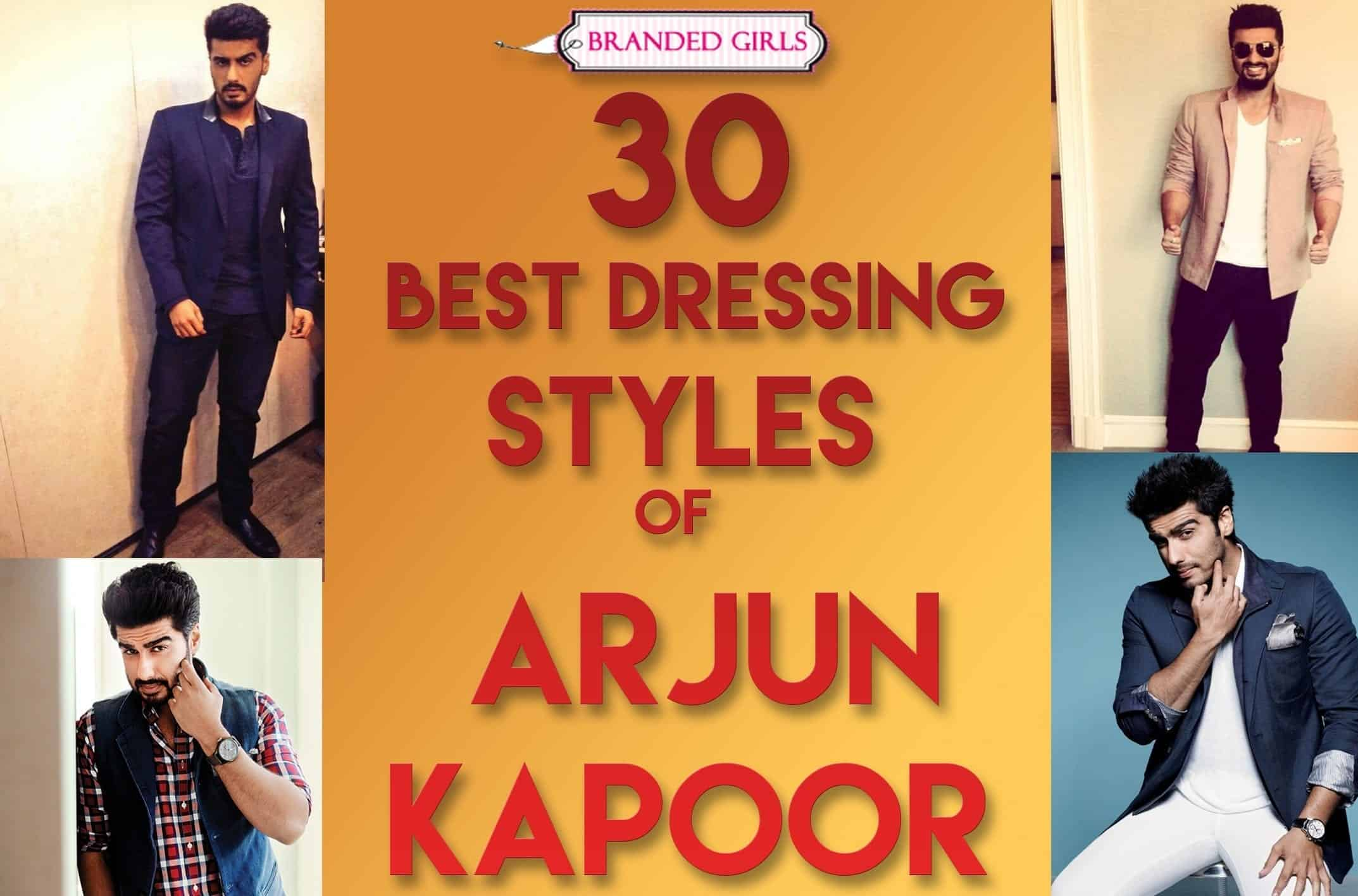 30 best dressing styles of arjun kapoor