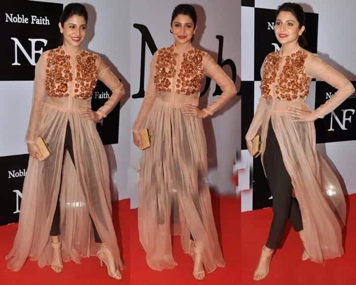 31-Anushka-Sharma-in-Nikhil-Thampi-Dress Anushka Sharma Outfits-32 Best Dressing Styles of Anushka Sharma