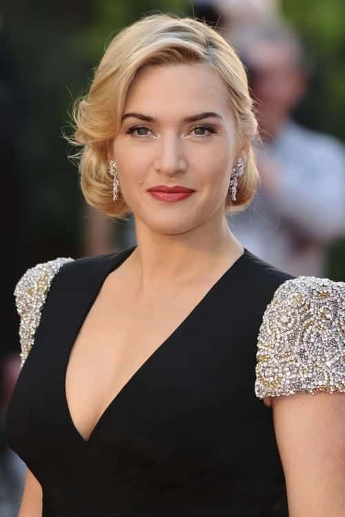 32-Elegant-Updo-for-Round-face Hairstyles For Round Face-36 Cute Hairstyles for This Year