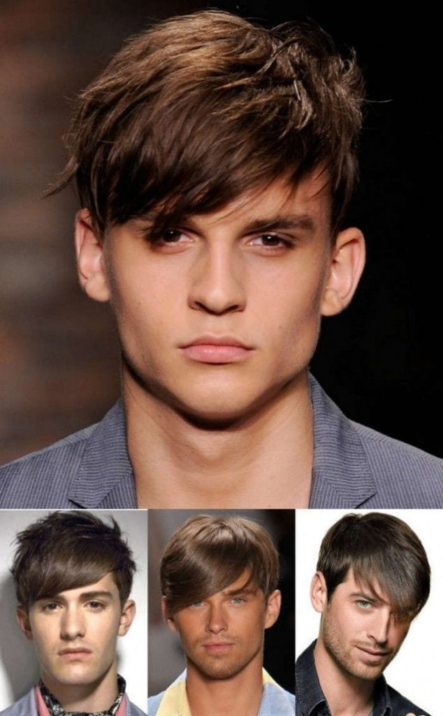 33-The-Straight-Fringe-Haircut-634x1024 48 New Hairstyles for Skinny Boys Trending These Days