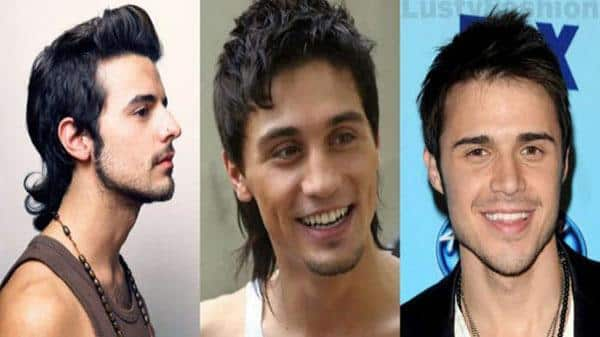 36-Modern-Mullet 48 New Hairstyles for Skinny Boys Trending These Days