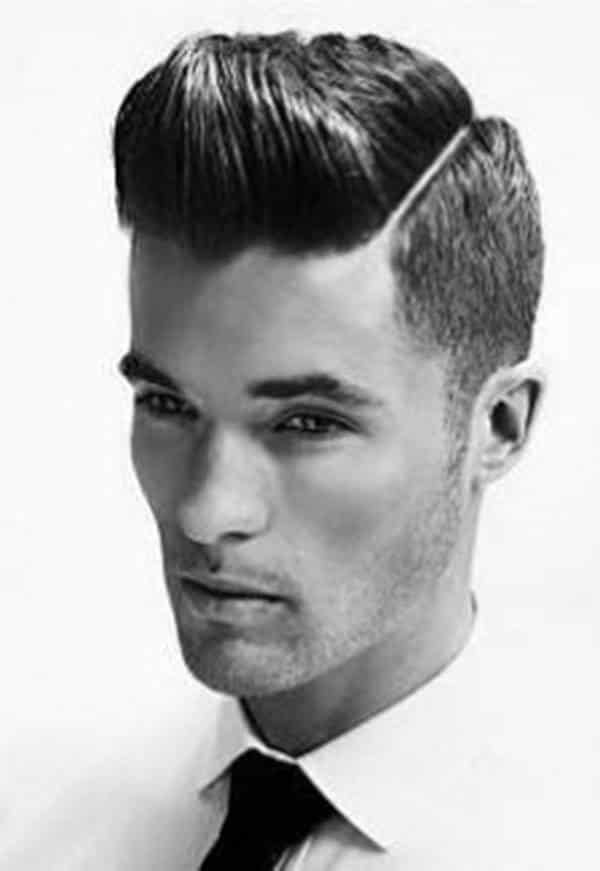 42-The-Side-Part 48 New Hairstyles for Skinny Boys Trending These Days