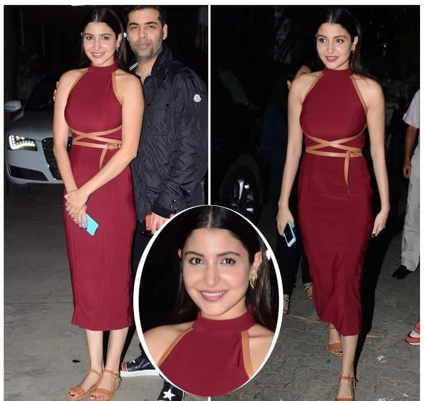 8-Anushka-Sharma-in-Nikhil-Thampi-Outfit Anushka Sharma Outfits-32 Best Dressing Styles of Anushka Sharma