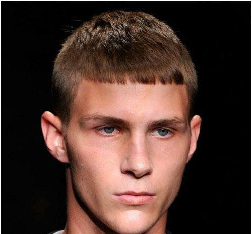 8-The-Caesar-Cut 48 New Hairstyles for Skinny Boys Trending These Days