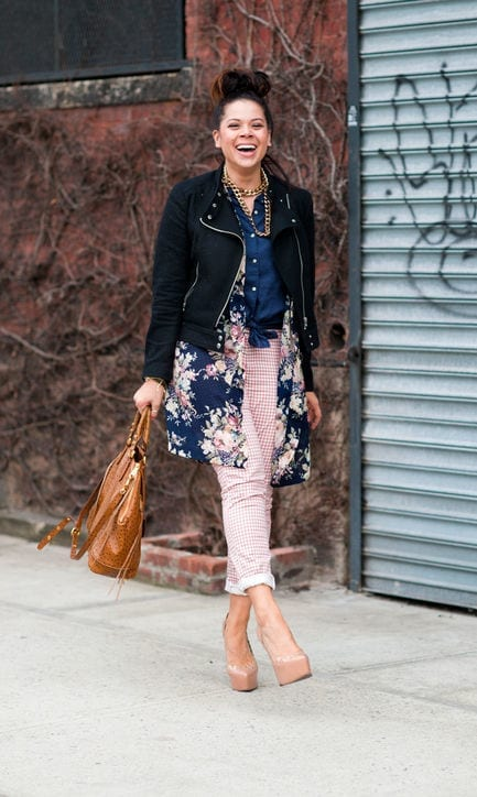 Floral Spring Fashion Tips–10 Fashion Ideas for Transitional Weather