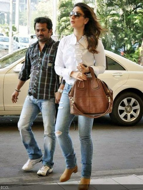 Kareena_Kapoor_2 20 Indian Celebrities Ripped Jeans Styles to Copy This Year