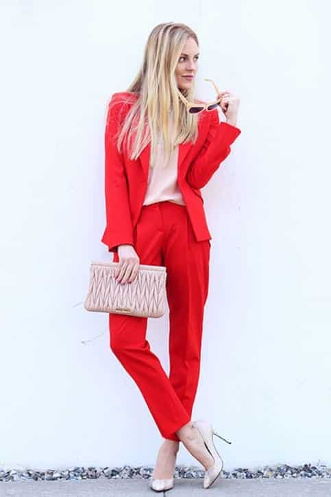 Pantsuits Workplace Fashion Ideas – Top Ten Office Wears for 2016