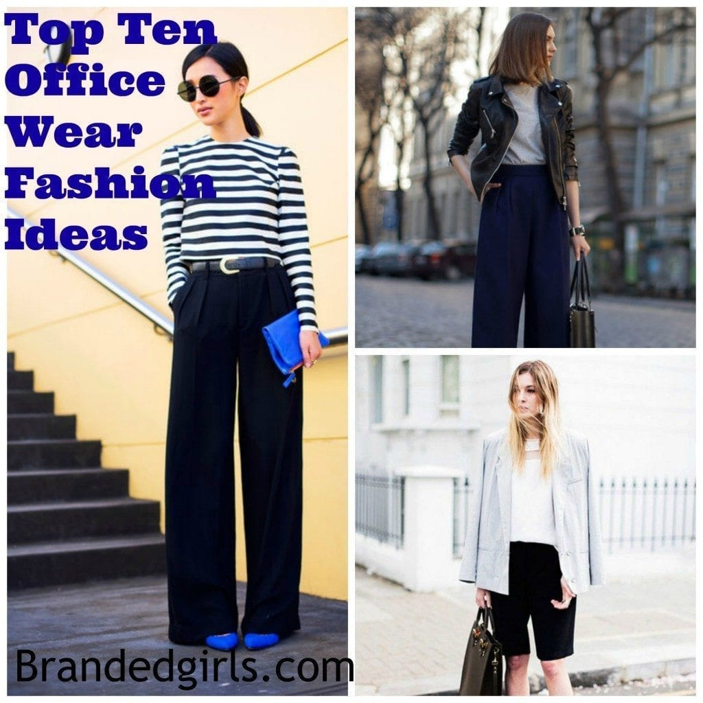 PicMonkey-Collage-5-1024x1024 Workplace Fashion Ideas – Top Ten Office Wears for 2019