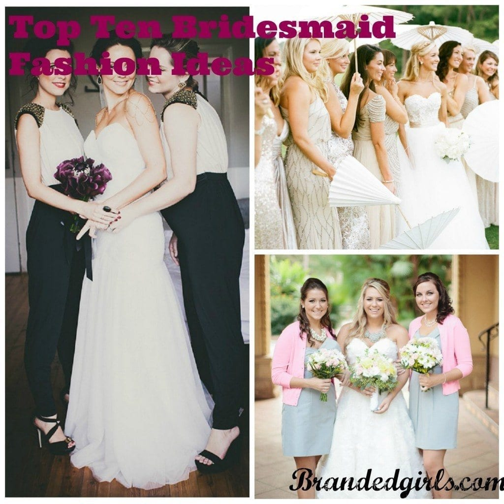 PicMonkey-Collage-8-1024x1024 Bridesmaid Outfit Ideas for 2019- What to Wear as Bridesmaid
