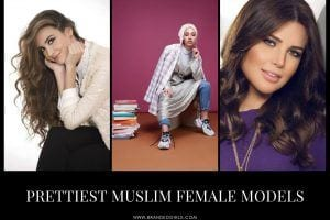Top Muslim Models15 Prettiest Muslim Female Models in World