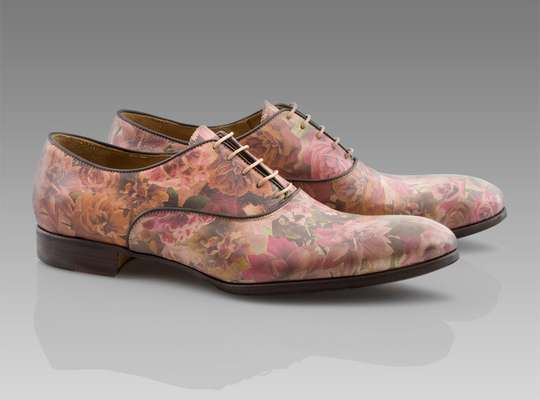 paul-smith-floral-male-footwear Men Floral Fashion–10 Do's and Don'ts Of Men's Floral Fashion