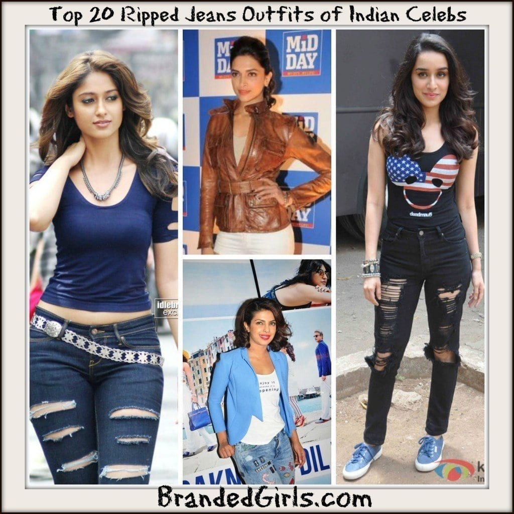 ripped-jeans-outfits-1024x1024 20 Indian Celebrities Ripped Jeans Styles to Copy This Year