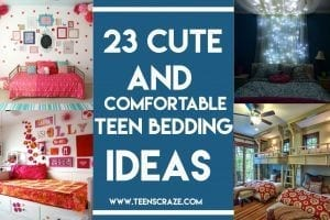 teenage-girl-bedding-ideas