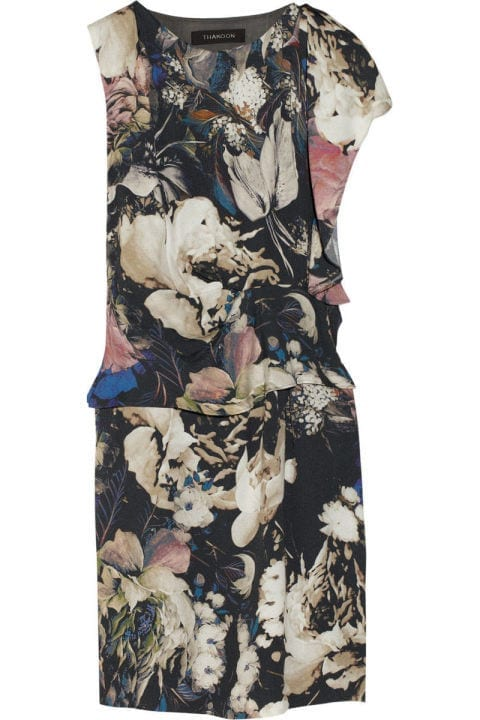 thakoon Floral Print Outfits– Top 20 Flowery Pattern Ideas For Girls