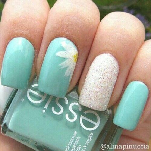 0484b2e9a196faec856ef930afa2599a Short Nail Designs - 25 Cute Nail Art Ideas for Short Nails
