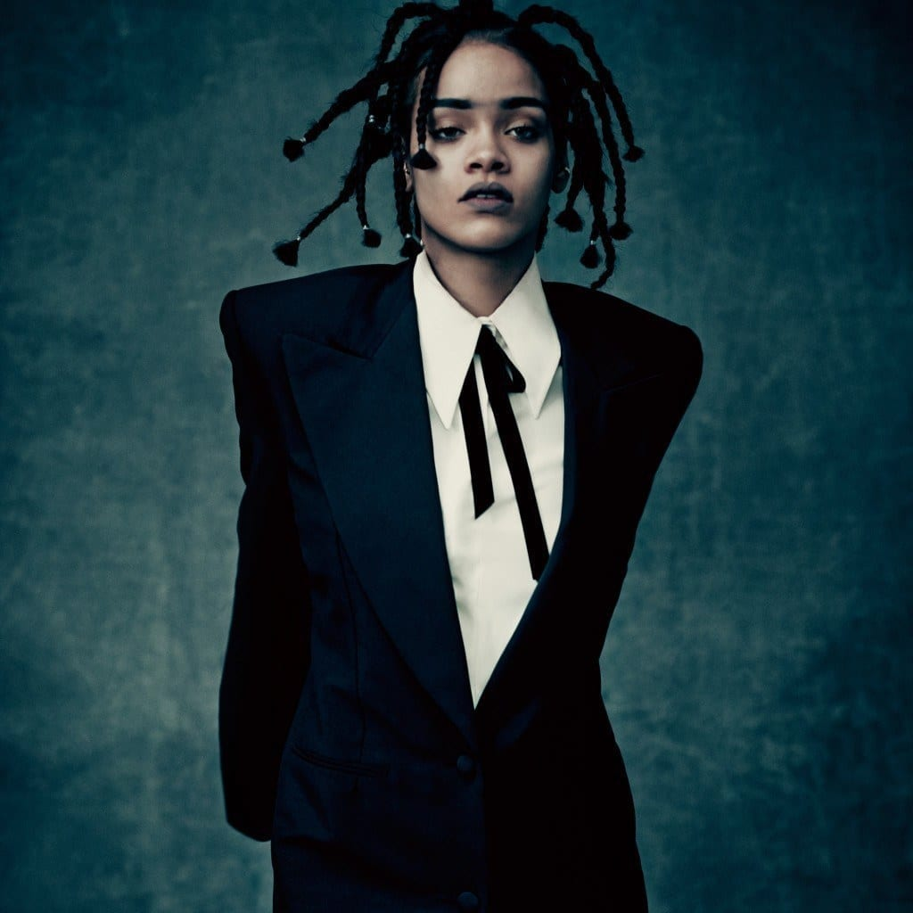 1-A-Bossy-Suit-Outfit-1024x1024 Rihanna Outfits-25 Best Dressing Styles of Rihanna to Copy