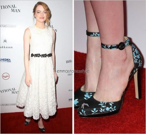 11-A-Simplistic-Classic-Style-2 Emma Stone Outfits-25 Best Dressing Styles of Emma Stone to Copy