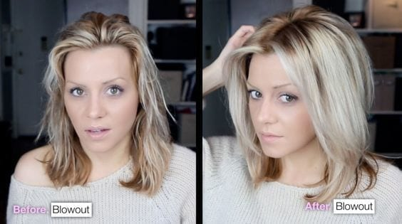 12-The-Most-Technical-Blowout How to do Blowout-20 Ideas for Messy and Blowout Hairstyles