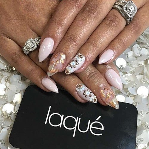12599178_1582403625384870_1783547963_n-500x500 Short Nail Designs - 25 Cute Nail Art Ideas for Short Nails