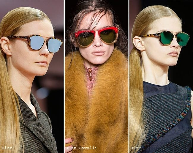 21-The-Colored-Mirrored-Frames Sunglasses 2016-Eye-wear Fashion Trends 30 Best Glasses to Check