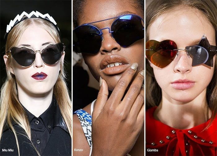 24-The-Irregular-Framed-Style Sunglasses 2016-Eye-wear Fashion Trends 30 Best Glasses to Check