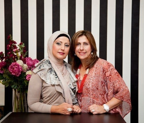 3-Hanadi-Chehab-and-Howayda-Moussaka Muslim Fashion Designers-List of World's Most Famous Islamic Designers