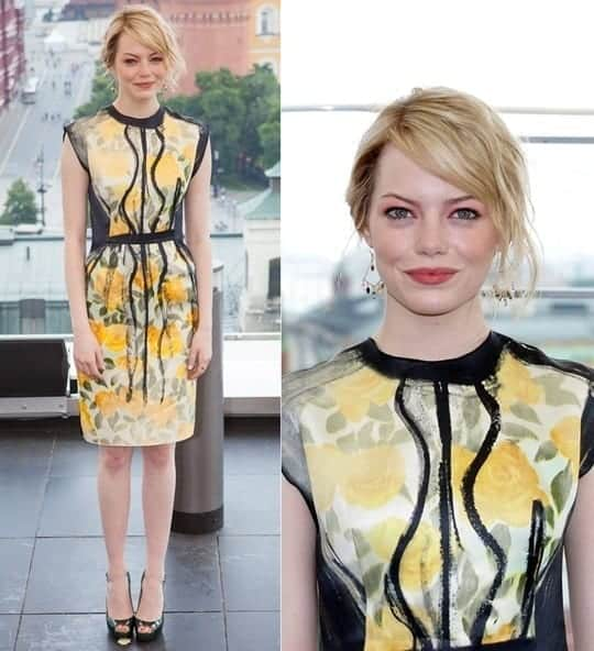 5-The-Nicest-Fall-Fashion Emma Stone Outfits-25 Best Dressing Styles of Emma Stone to Copy
