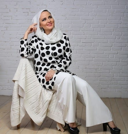 6-Dilyara-Sadrieva Muslim Fashion Designers-List of World's Most Famous Islamic Designers