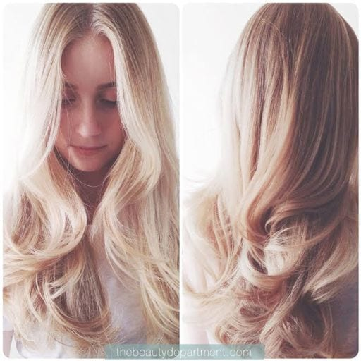 7-Speechless-Style-with-Curling-Iron How to do Blowout-20 Ideas for Messy and Blowout Hairstyles