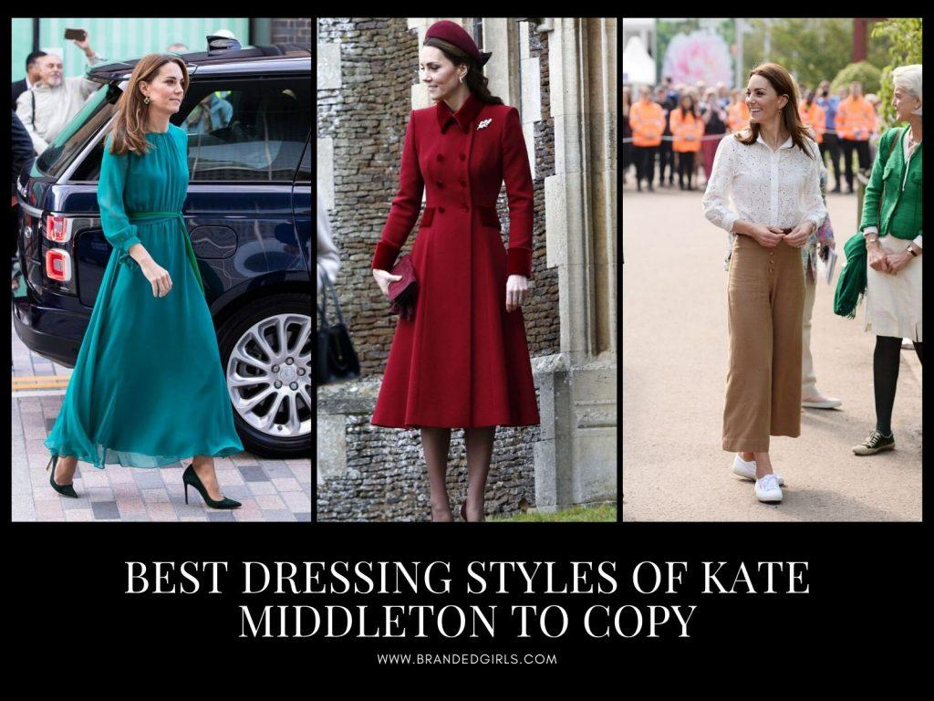 Best-Dressing-Styles-Of-Kate-Middleton-To-Copy-1024x768 Kate Middleton's Outfits - 25 Best Dressing Styles Of Kate