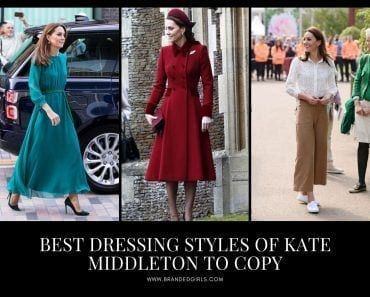 How to dress like kate middleton on a budget