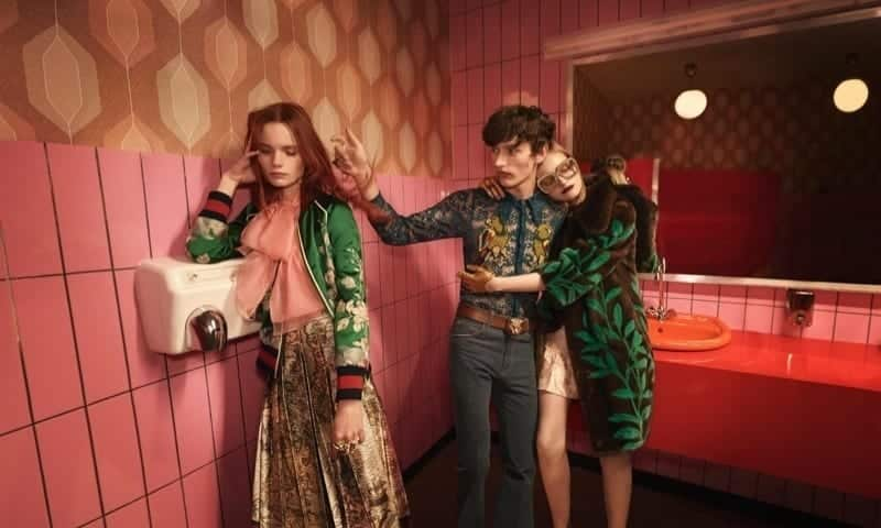 Gucci-2016-Spring-Summer-Campaign Best of Gucci Spring/Summer 2016 Collection for Men-Gucci Fashion