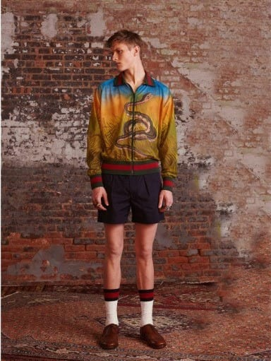 Gucci-Men-2016-Cruise-Collection-004-800x51njcjncc1 Best of Gucci Spring/Summer 2016 Collection for Men-Gucci Fashion