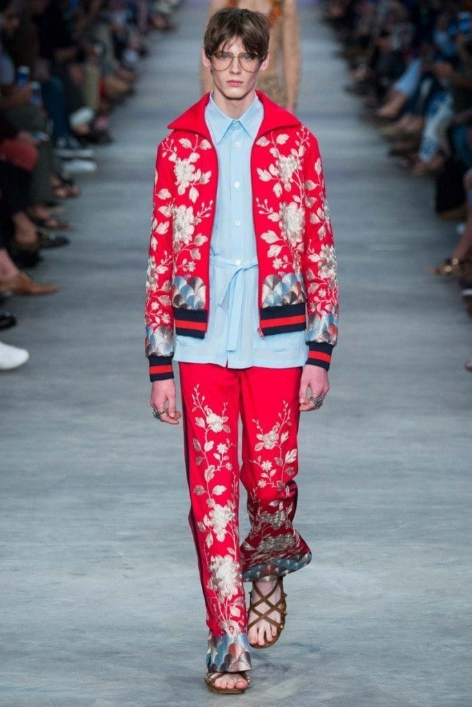 Gucci-Spring-Summer-2016-Menswear-Collection-Milan-Fashion-Week-004-800x1199-683x1024 Best of Gucci Spring/Summer 2019 Collection for Men-Gucci Fashion