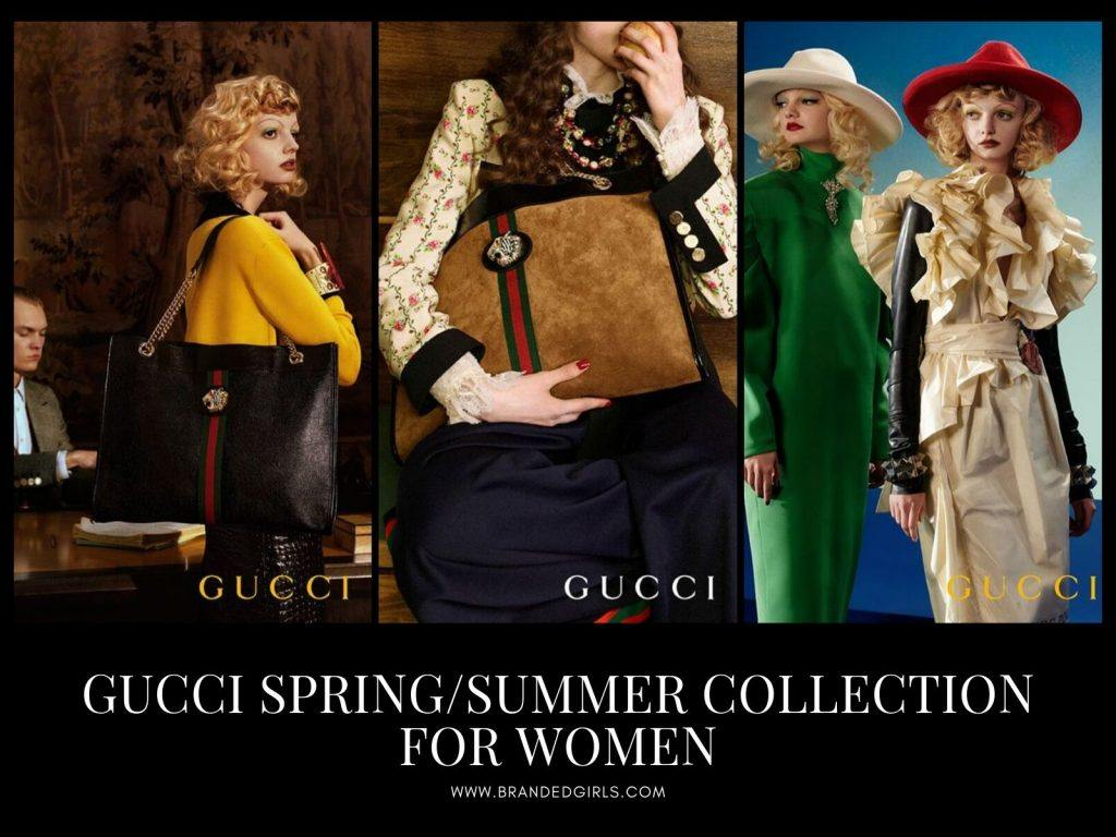 Gucci-Spring-Summer-Collection-for-Women-1024x768 Best of Gucci Spring/Summer 2019 Collection for Women