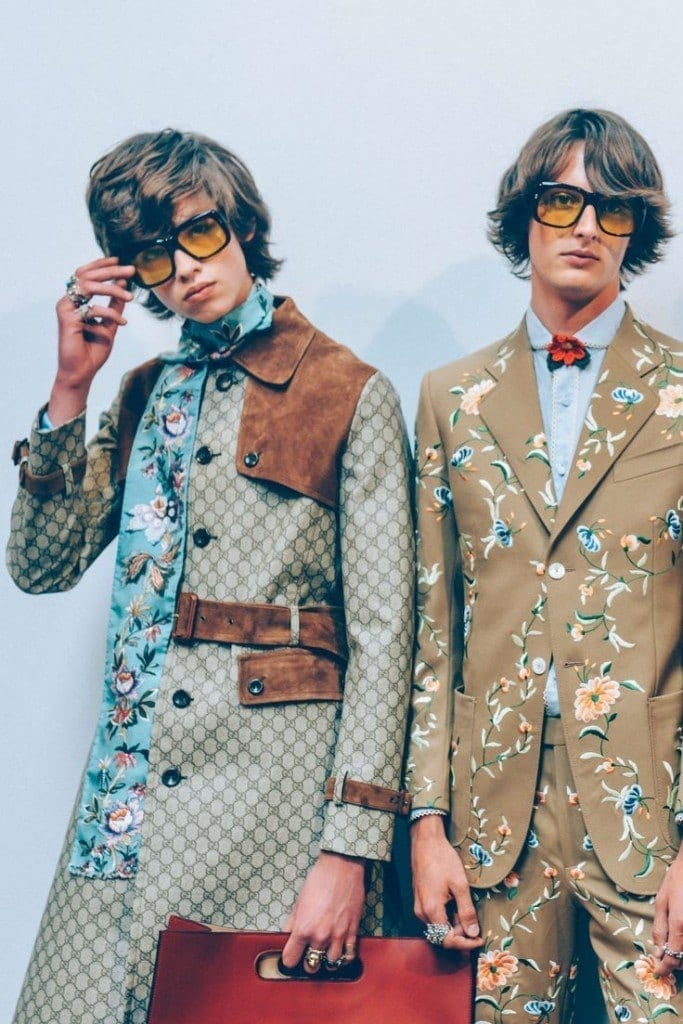 Gucci-floral-printed-outfits-feature-image-683x1024 Best of Gucci Spring/Summer 2016 Collection for Men-Gucci Fashion