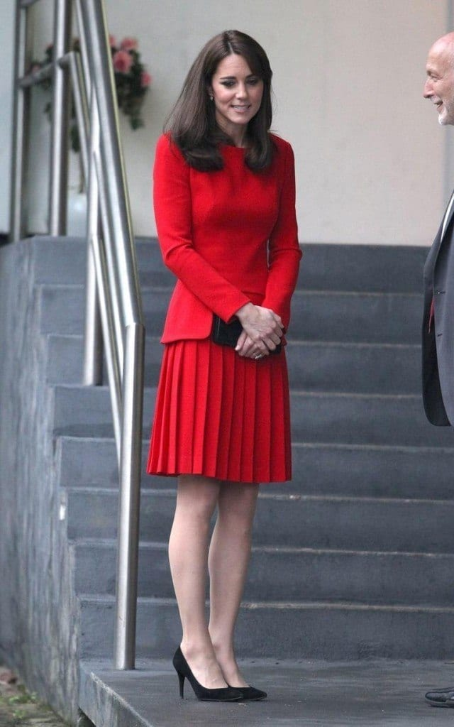 duchess-red-x-xlarge-640x1024 Kate Middleton's Outfits-25 Best Dressing Styles Of Kate To Copy
