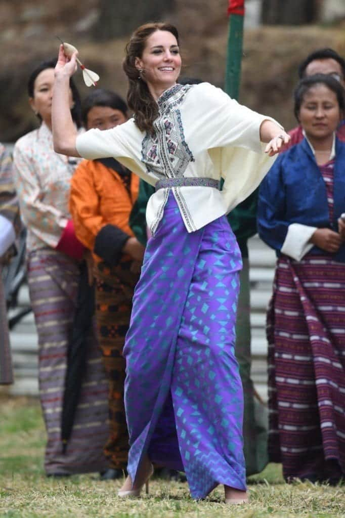 duchess_of_cambridge_bhutan_5-xlarge-682x1024 Kate Middleton's Outfits-25 Best Dressing Styles Of Kate To Copy