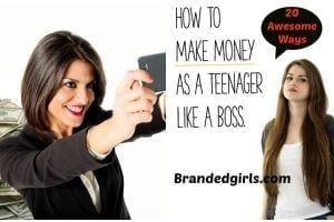 Best Jobs for Teenagers 20 Ways to Make Money for Teens
