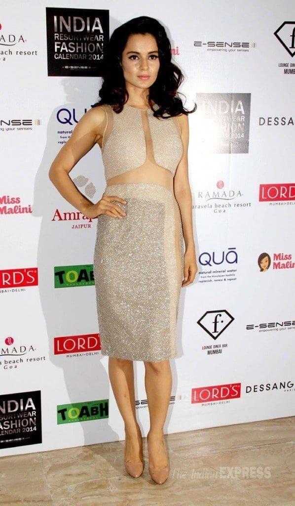 kangana-risque-598x1024 Kangna Ranaut Outfits – 30 Best Dressing Styles of Kangna