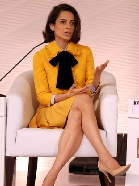 kangna_htsummit Kangna Ranaut Outfits – 30 Best Dressing Styles of Kangna