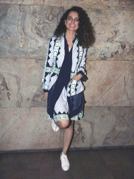 kangna_tanuwedsmanuscreenin Kangna Ranaut Outfits – 30 Best Dressing Styles of Kangna