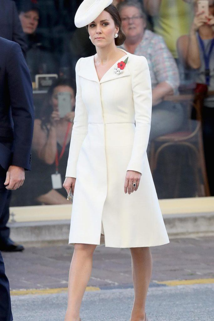kate-middleton-coat-dress-1-683x1024 Kate Middleton's Outfits-25 Best Dressing Styles Of Kate To Copy
