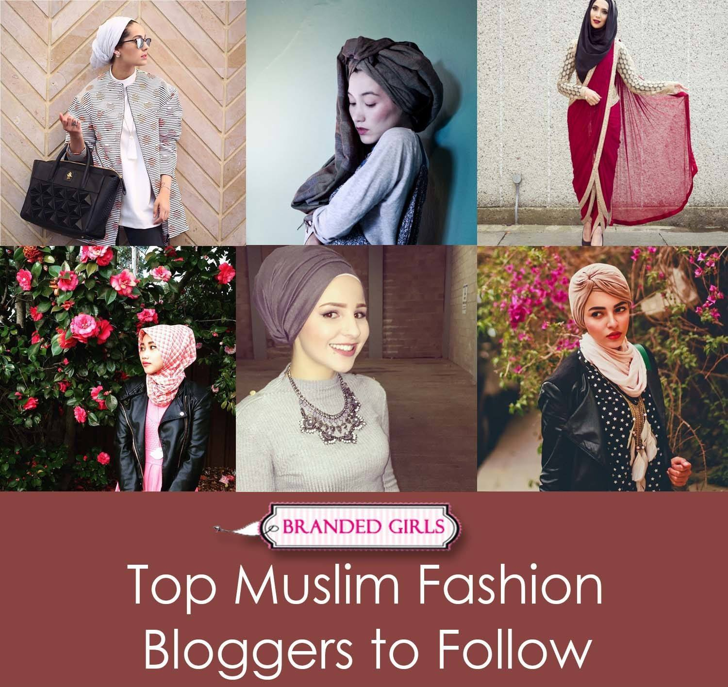 top muslim fashion bloggers to follow