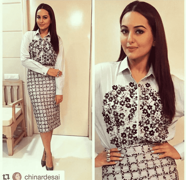 tumblr_inline_o0vxsqfRql1tpzgz5_1280 Sonakshi Sinha Outfits-25 Dressing Styles of Sonakshi to Copy